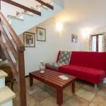 appartamento vacanze La Rosa Rossa sulle colline del monferrato - Ca Borgo Vecchio